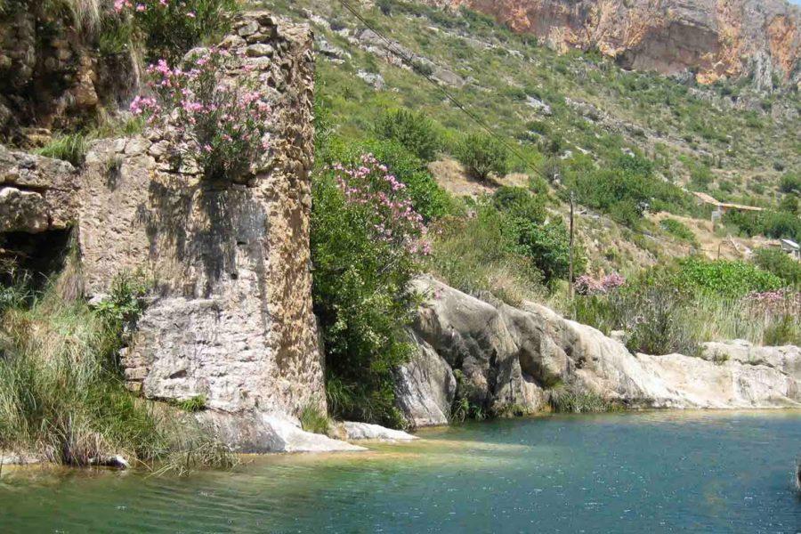 Rutas de senderismo en Sot de Chera II: PN-3 o cómo descubrir el Sendero del Río Sot con los niños