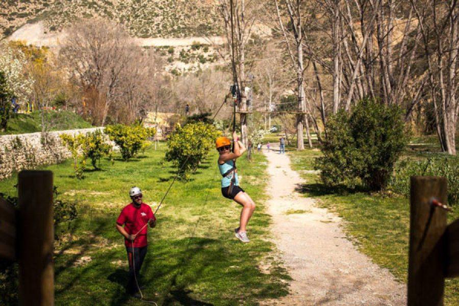 Sot de Chera: el destino ideal para un fin de semana de turismo activo y de naturaleza