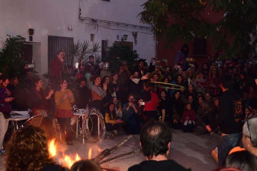 Hogueras de San Sebastián y Kaotik Circus Festival en Sot de Chera 2019