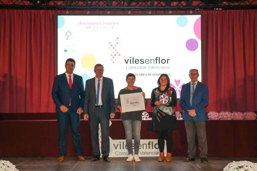 ¡Sot de Chera participa en Villas en Flor 2019!